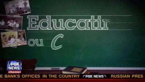 Thumbnail for entry Fox News with NCEA President Dr. Karen Ristau