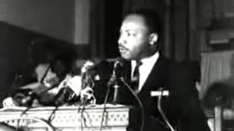 Thumbnail for entry Dr. King on the Chruch Bombing
