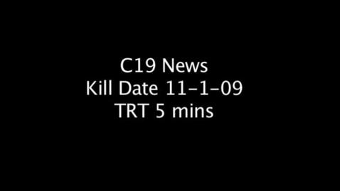 Thumbnail for entry C19 Newsbreak
