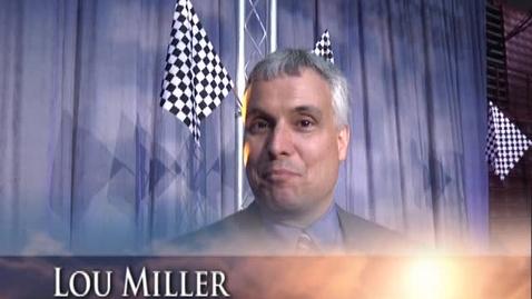 Thumbnail for entry Lou Miller: 2010 Warren E. Shull Adviser Of The Year