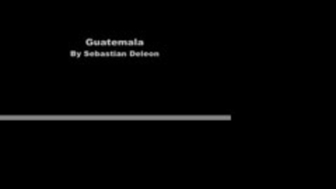 Thumbnail for entry Guatemala