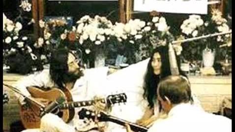 Thumbnail for entry English Yr8 Representations of Peace - John Lennon One