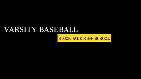 Thumbnail for entry 2021 Baseball