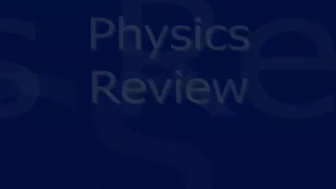 Thumbnail for entry Physics of roller coaster math problem