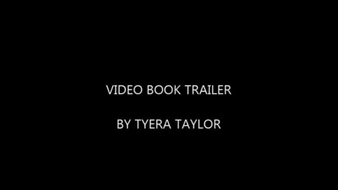 Thumbnail for entry Kiss me Kill me Video Book Trailer by Tyera Taylor