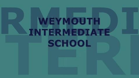 Thumbnail for entry Weymouth Intermediate School