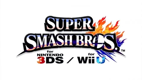 Thumbnail for entry Super Smash Bros