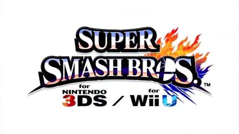 Thumbnail for entry Super Smash Bros