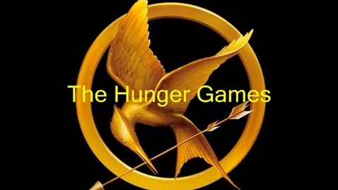 Thumbnail for entry The Hunger Games August Bingham