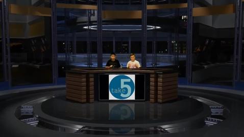 Thumbnail for entry Take 5 Episode 3 Season 2