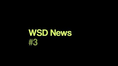Thumbnail for entry WSD News #3 2015-2016