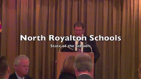 Thumbnail for entry State of the Schools Presentation