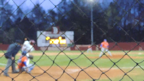 Thumbnail for entry 23-second video shows the ending of the Brookwood-Parkview baseball game