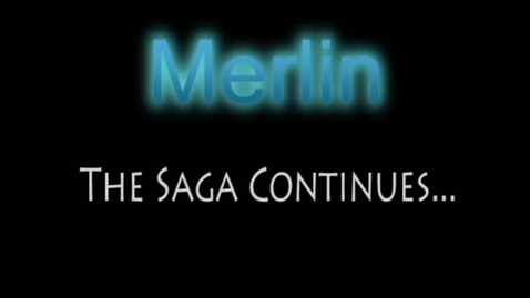 Thumbnail for entry Official Merlin Trailer TM