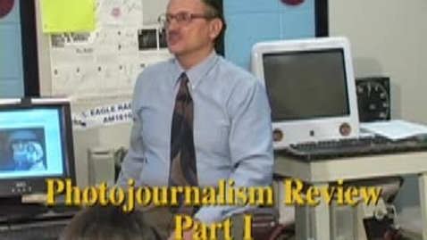Thumbnail for entry New Caney HS Journalism Review 2 Two For Final Examination