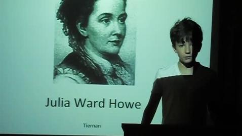 Thumbnail for entry Julia Ward Howe