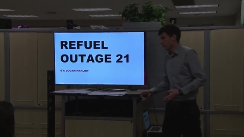 Thumbnail for entry Logan Refuel Outage Theme and Designs Presentation