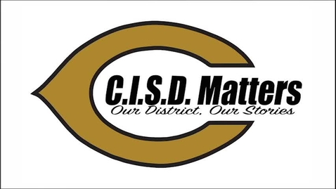 Thumbnail for entry CISD Matters - 2016 Fall Edition
