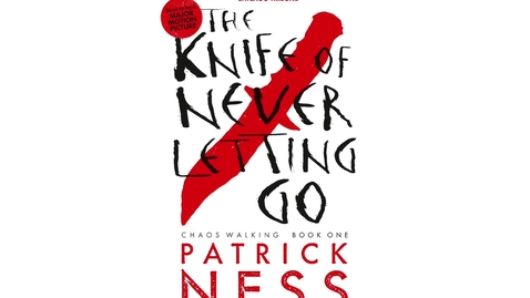 Thumbnail for entry Ness, Patrick - The Knife of Never Letting Go