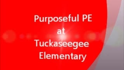 Thumbnail for entry Purposeful PE