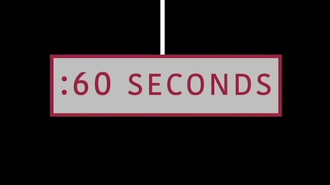 Thumbnail for entry 60 Seconds 10-14-16