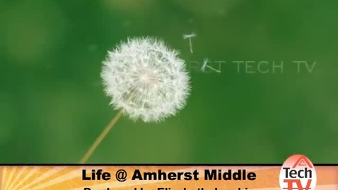Thumbnail for entry Wednesday May 21 2014 Newscast for Amherst Middle School Tech TV