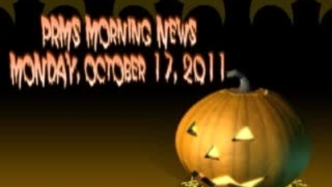 Thumbnail for entry PRMS Morning News