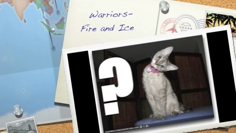 Thumbnail for entry Naomi - Warriors Fire & Ice