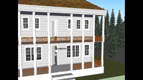Thumbnail for entry Andres neoclassical house