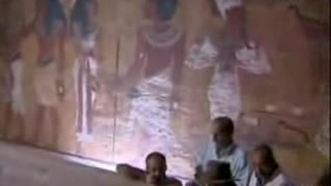 Thumbnail for entry Tutankamen's Mummy