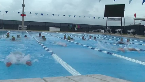 Thumbnail for entry ERHS Clermont Hawks Swimming