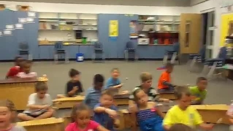 """Thumbnail for entry 13-14 Ms. Medina's 1st grade class """"Two Little Apples"""" by Dupont/Hiller"""