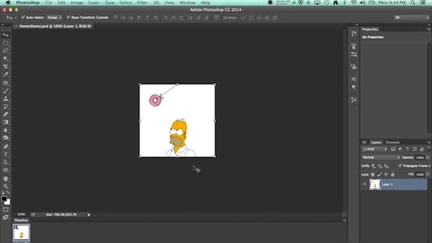 Thumbnail for entry Animated GIF: Homer Simpson Donut