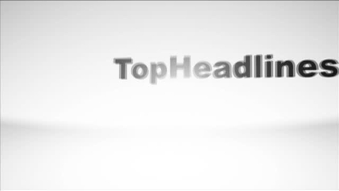 Thumbnail for entry Top Headlines 4.8.11