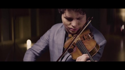 Thumbnail for entry Augustin Hadelich plays Dvořák Humoresque