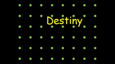 Thumbnail for entry Destiny and Call Numbers
