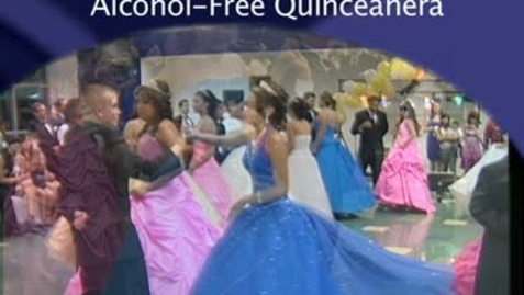 Thumbnail for entry Alcohol-Free Quinceanera