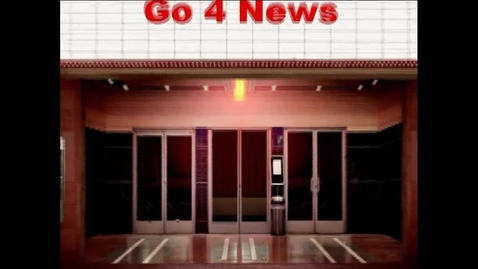Thumbnail for entry Go 4 News 11-6-12