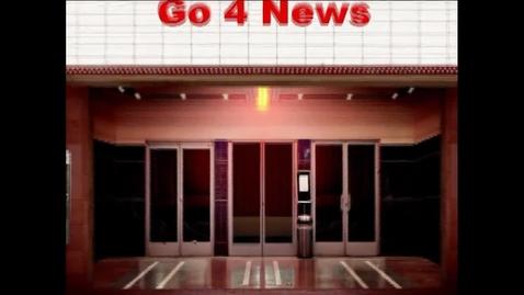 Thumbnail for entry Go 4 News 11-6-12