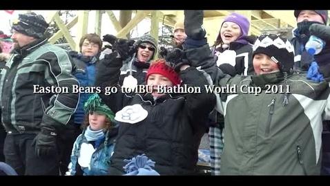 Thumbnail for entry Easton Biathlon