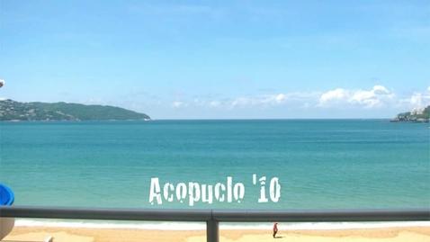 Thumbnail for entry Acapulco Vacation