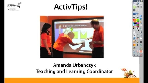 Thumbnail for entry Instructional Strategies: Creating a Magic Box to Pull Answers out of Promethean Board