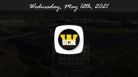 Thumbnail for entry WSCN -Wednesday, May 12th, 2021