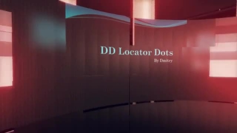 Thumbnail for entry DD Locator Dots, by Dmitry