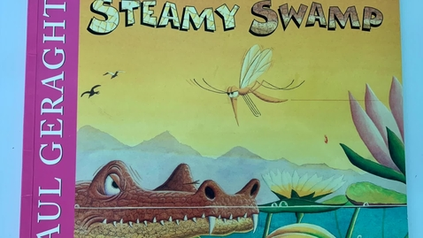 Thumbnail for entry Over the Steamy Swamp by Mrs Whittle