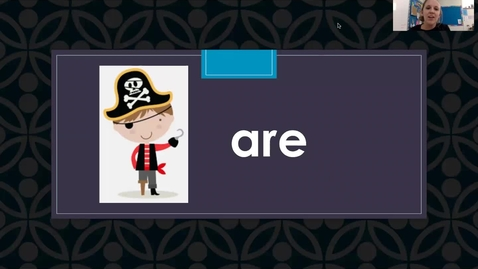 Thumbnail for entry Sight Word Review