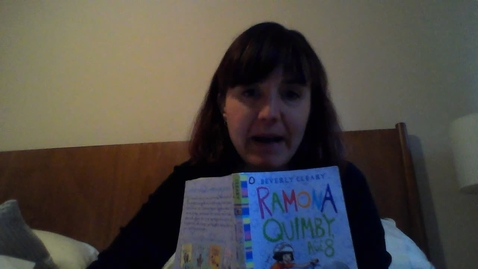 Thumbnail for entry Ramona Chapter 9 Part 2