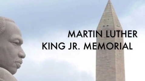 Thumbnail for entry Martin Luther King Memorial