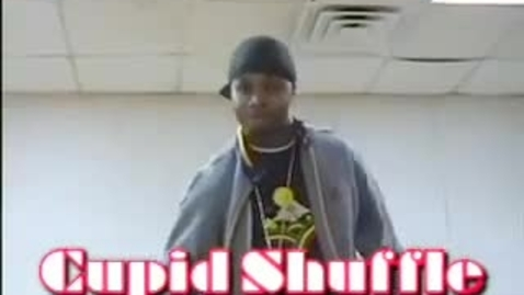 Thumbnail for entry How-To Cupid Shuffle!