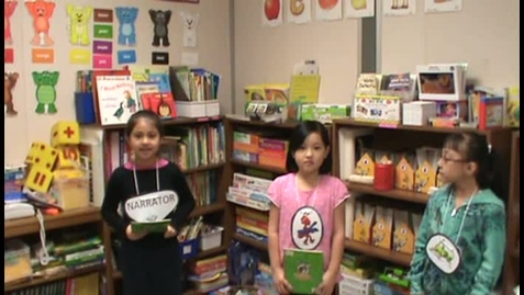 Thumbnail for entry Grasshopper Learns a Lesson Readers Theatre